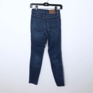 """Madewell Jeans - Madewell 10"""" High Rise Skinny Jeans"""